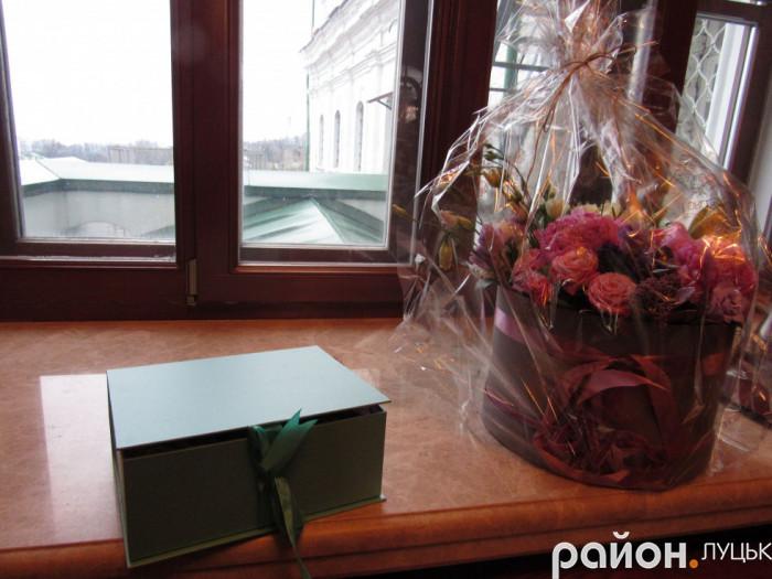 Подарунки для Юлії Токарської