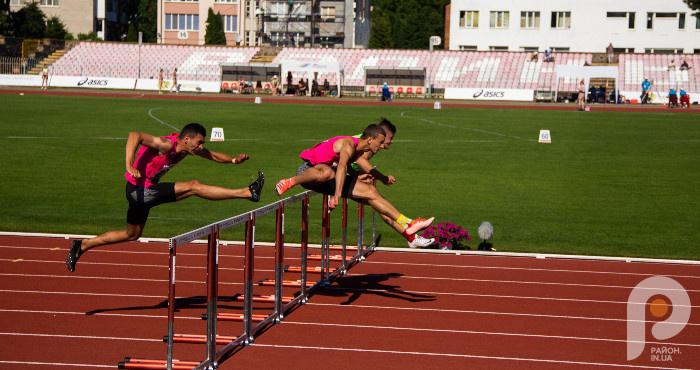 Чемпіонат України з легкої атлетики у Луцьку