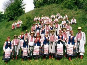 Ансамбль «Колос» передали Підгайцівській сільській раді