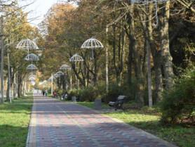 У Центральному парку Луцька просять облаштувати кімнату матері і дитини