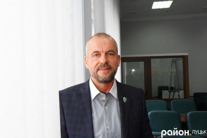 Сергій Балицький УКРОП