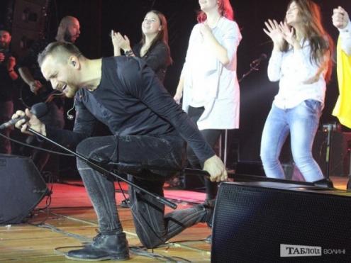 Концертом у Луцьку гурт завершив тур на честь свого 15-річчя