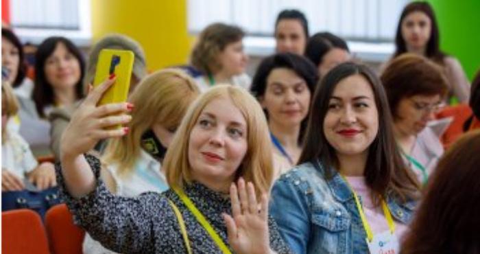 «Наймолодша» луцька школа долучилася до першої в місті (не)конференції для педагогів