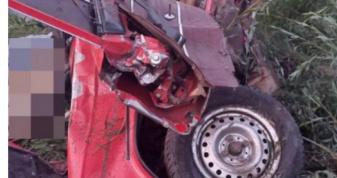 Моторошна аварія у Боголюбах