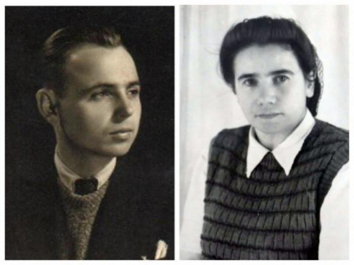 Михайло Чигрин та Лідія Кушнірук