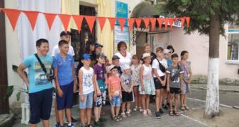 У Луцьку діти зустрілися з письменницею Надією Гуменюк