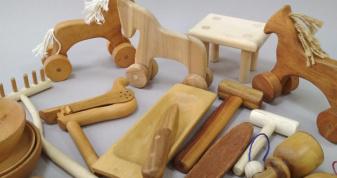 Традиційні іграшки Волині