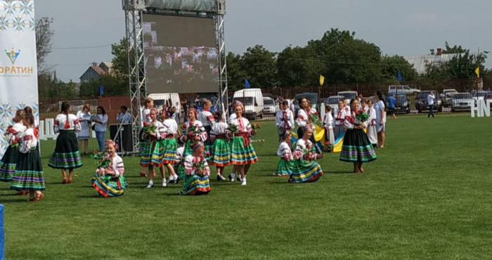 Фестиваль Боратинської громади