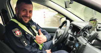 На роботу шукають офіцера громади