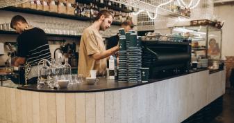 «IDEALIST COFFEE CO.» у Луцьку