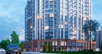 Житловий комплекс «Kyiv Sky»