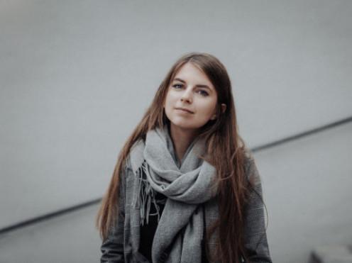 Фотографка Іра Єрошко
