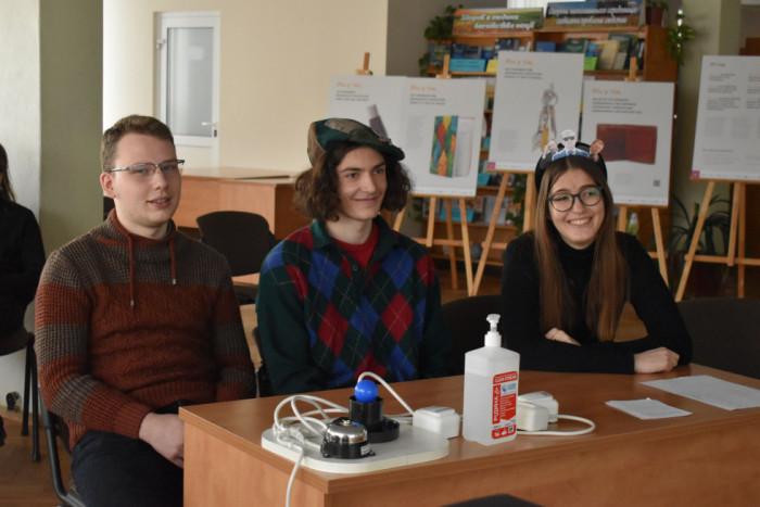 Учасники змагу. Фото з фейсбук-сторінки Центру національно-патріотичного виховання дітей та молоді у Луцьку