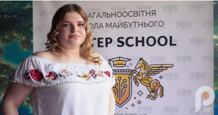 Директорка Анастасія Скарвінко
