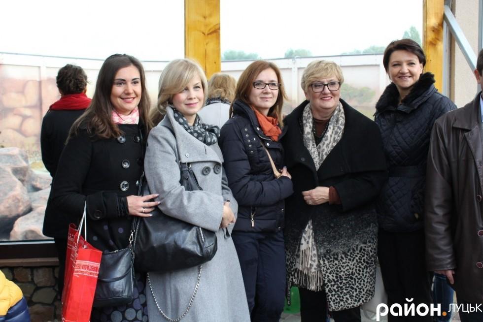 Фотосесія з польськими гостями