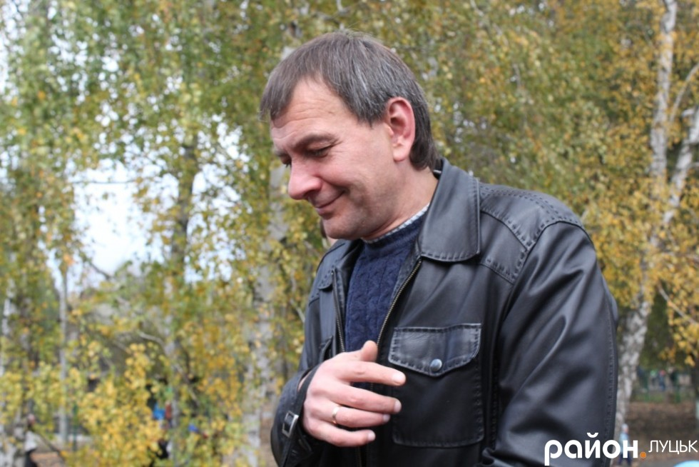 Голова громадської ради при ОДА Ігор Дильов