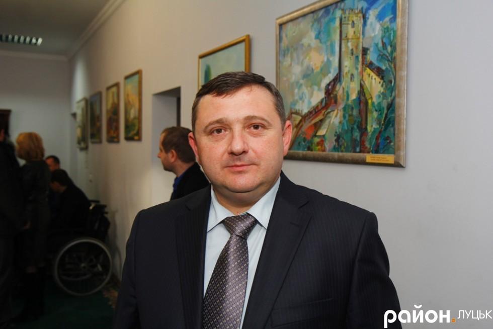 У команді Солідарності багато політиків із досвідом - Олександр Козлюк не виняток