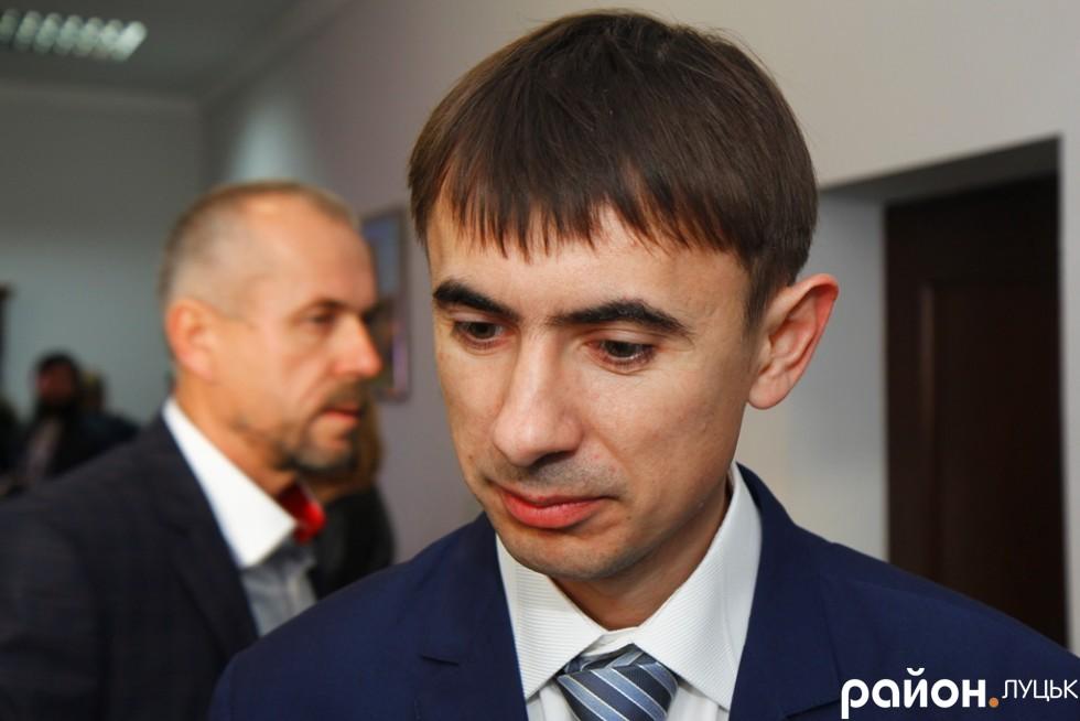 Богдан Богонос - молодий свободівець
