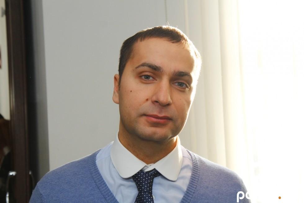 Депутат від УКРОПу Микита Рабан