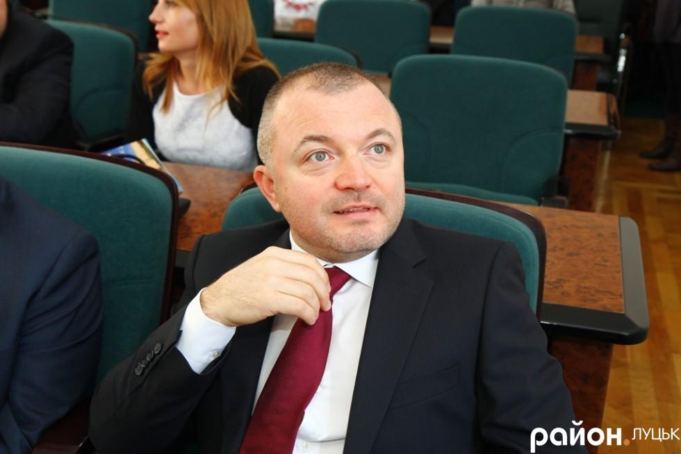 Депутат від Солідарності Андрій Покровський - власник Сіті Парку