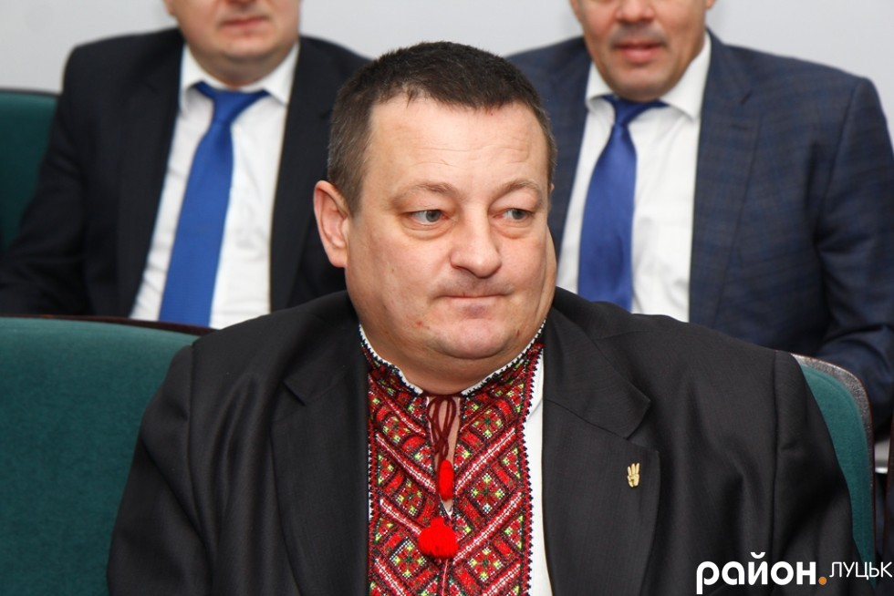 Політик та журналіст Олександр Пирожик відмовився від мандату депутата міськради, бо вирішив бути обласним депутатом