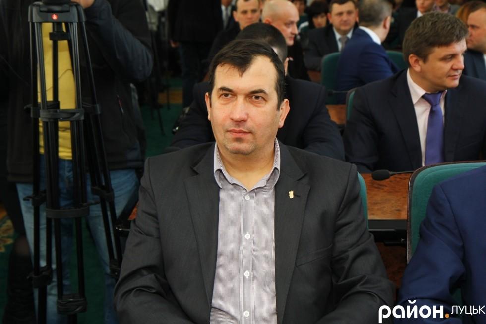 Віктор Ящук вже вдруге депутат від ВО Свободи