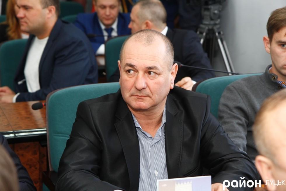 Аркадій Соломатін балотувався від Радикальної партії Олега Ляшка