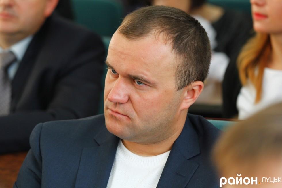 Депутат БПП Солідарність Петро Нестерук був постійно серйозним