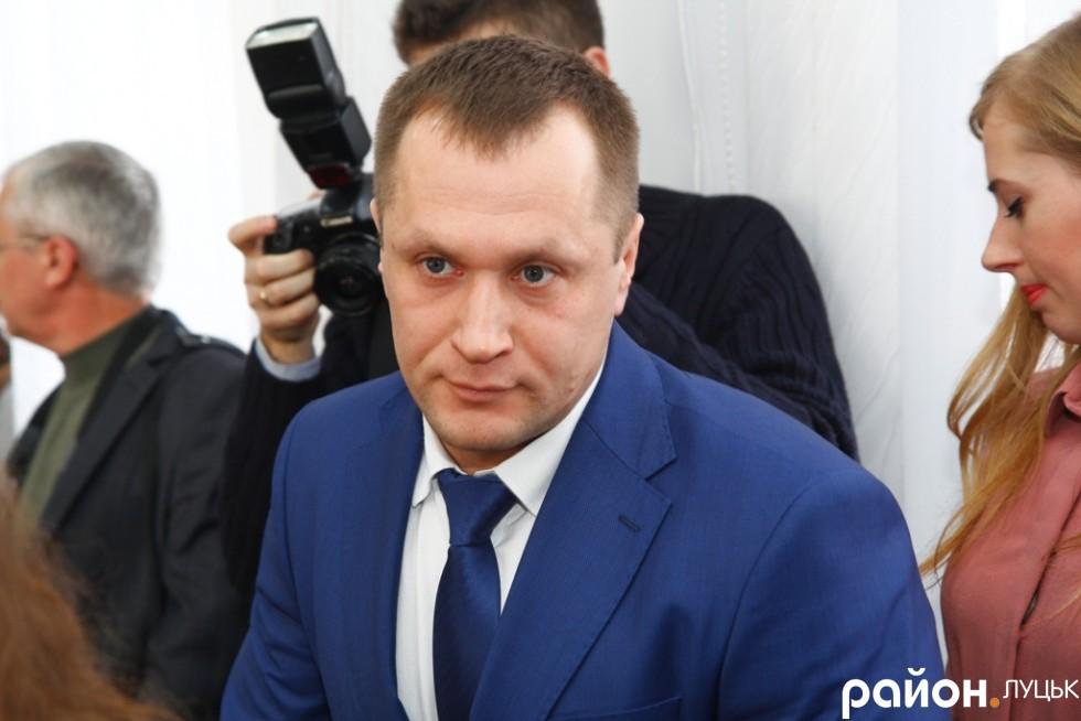 Авраменко Андрій до міськради потрапив завдяки тому, що Микола Романюк відмовився від депутатського мандату