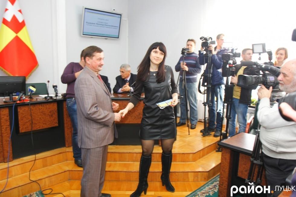 Дацюк Юлія - депутат від УКРОПу та менеджер Офісу розвитку кварталів