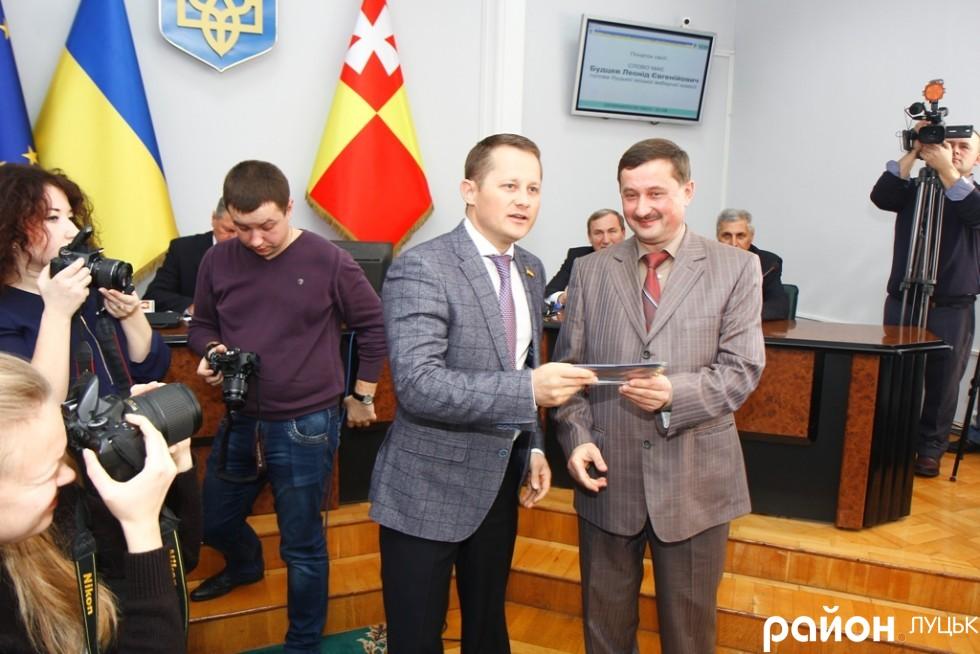 Андрій Козюра цього разу приєднався до Батьківщини і знову став депутатом міськради