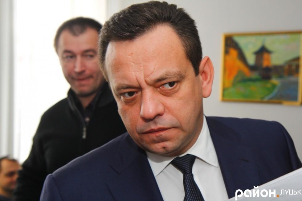 Валерій Бондарук - депутат від ВО Батьківщина