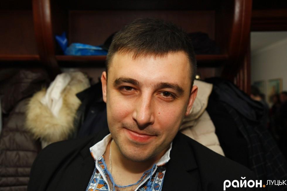 Голова волинського Народного контролю Павло Данильчук - депутат із досвідом