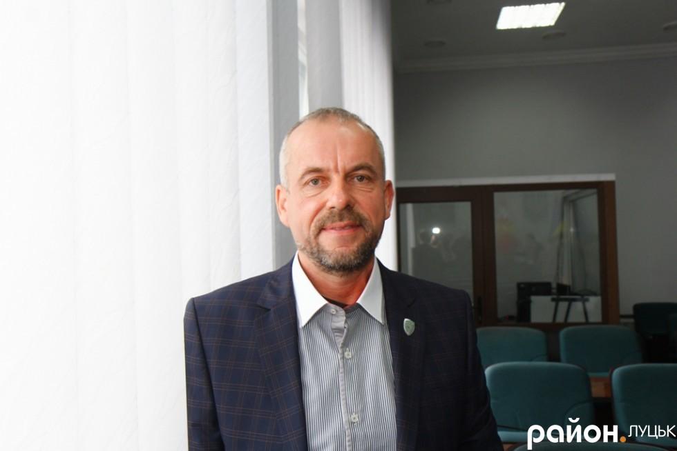 Серед укропівських депутатів волонтер та підприємець Сергій Балицький