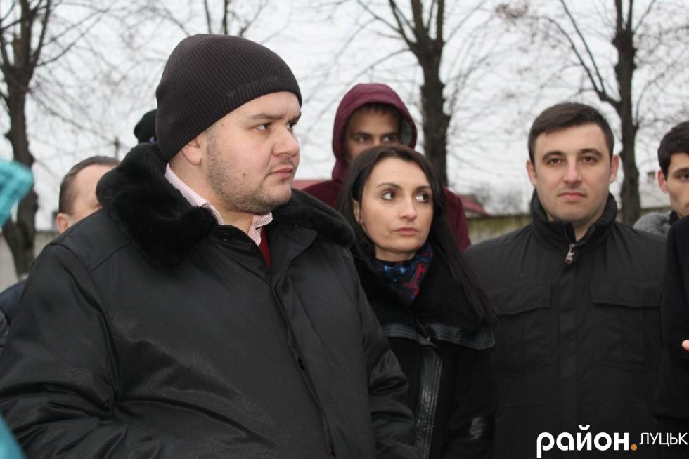 В.о. директора ЛПЕ Ігор Грицюк