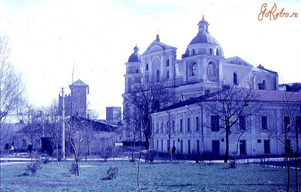 Костел, 1970-ті