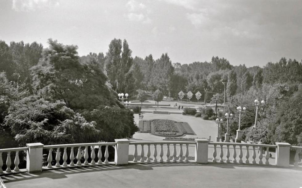 Вхід в парк