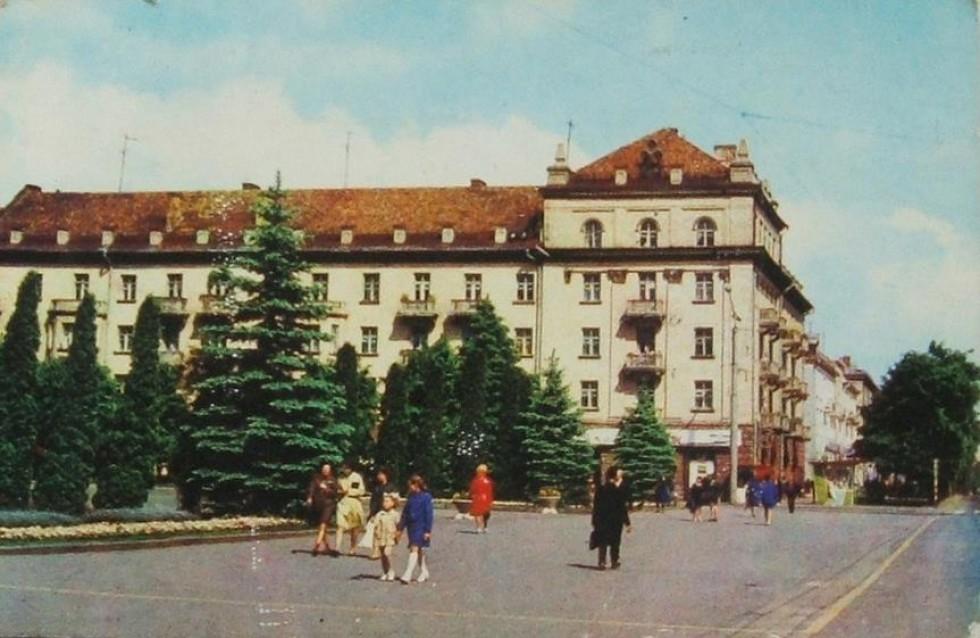 Вулиця Леніна (Волі)