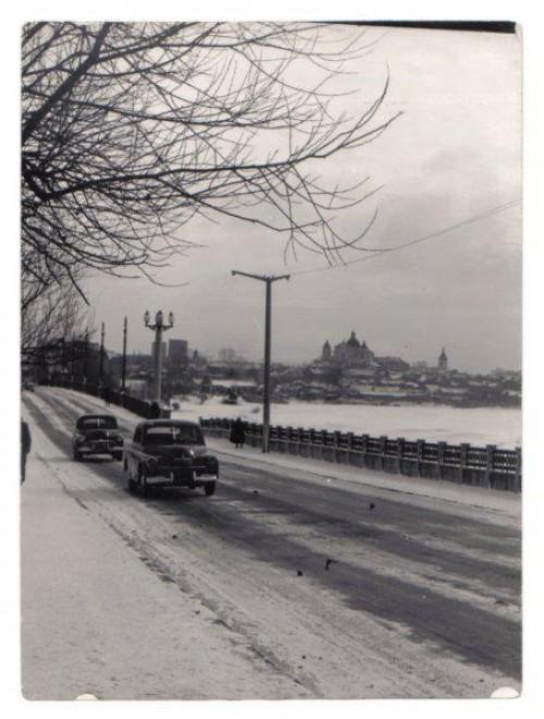 Міст на Ковельській. Фото 1950-их років