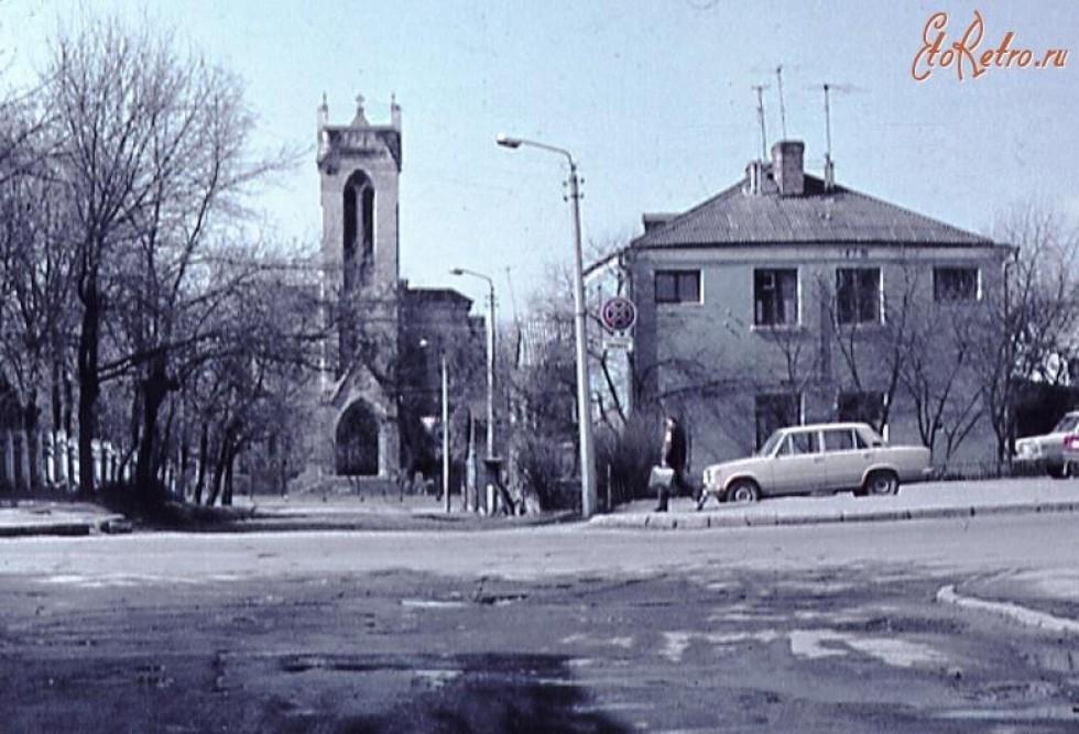 Кірха. 1970-ті роки