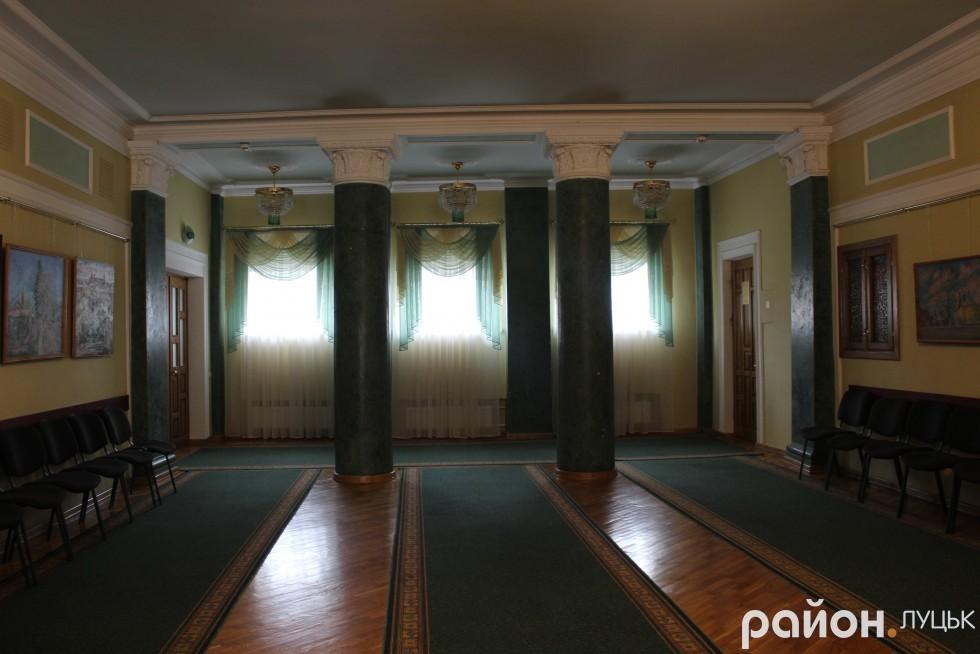 Палац культури міста Луцька