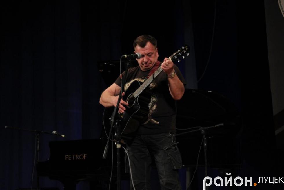 Музикант Віктор Погуляй отримав приз глядацьких симпатій