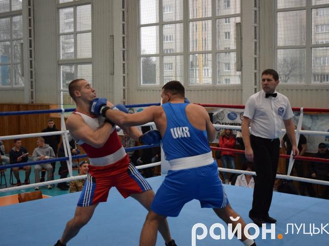 На міжнародних змаганнях у Луцьку відбулост чимало захоплюючих поєдинків