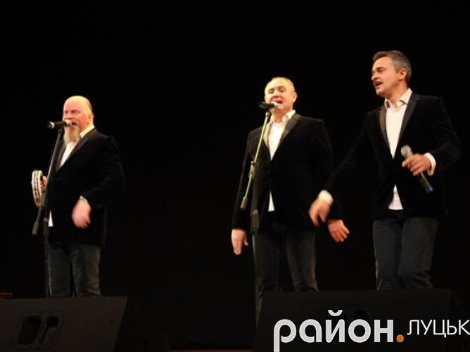 Ювілейний концерт у Луцьку