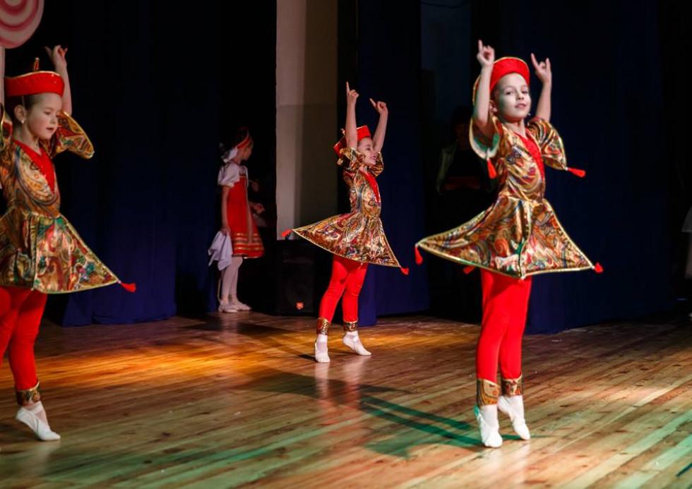 Китайський танець