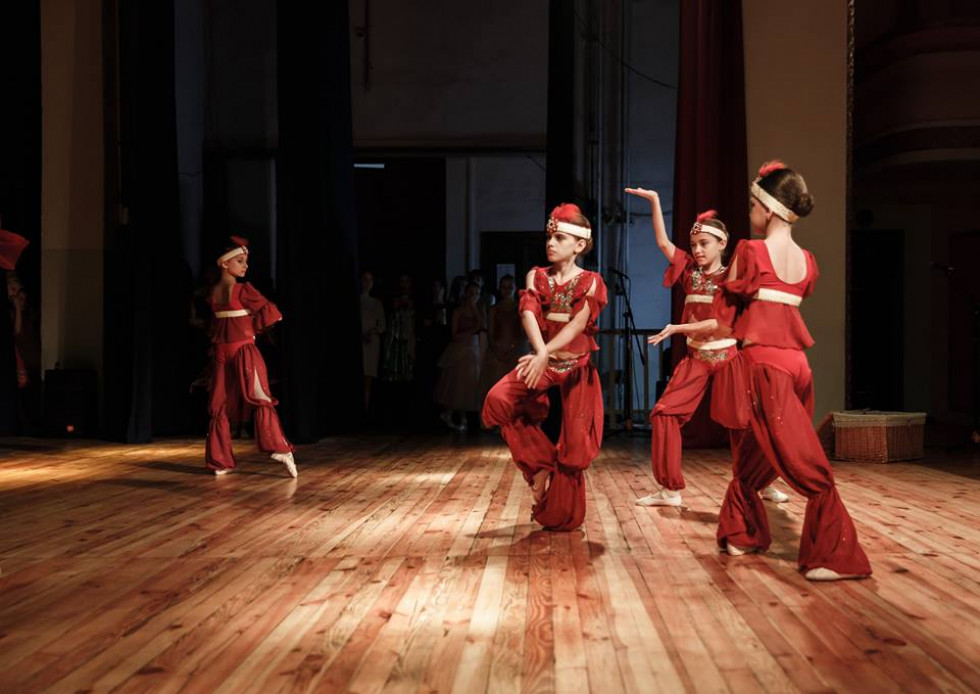 Східний танець