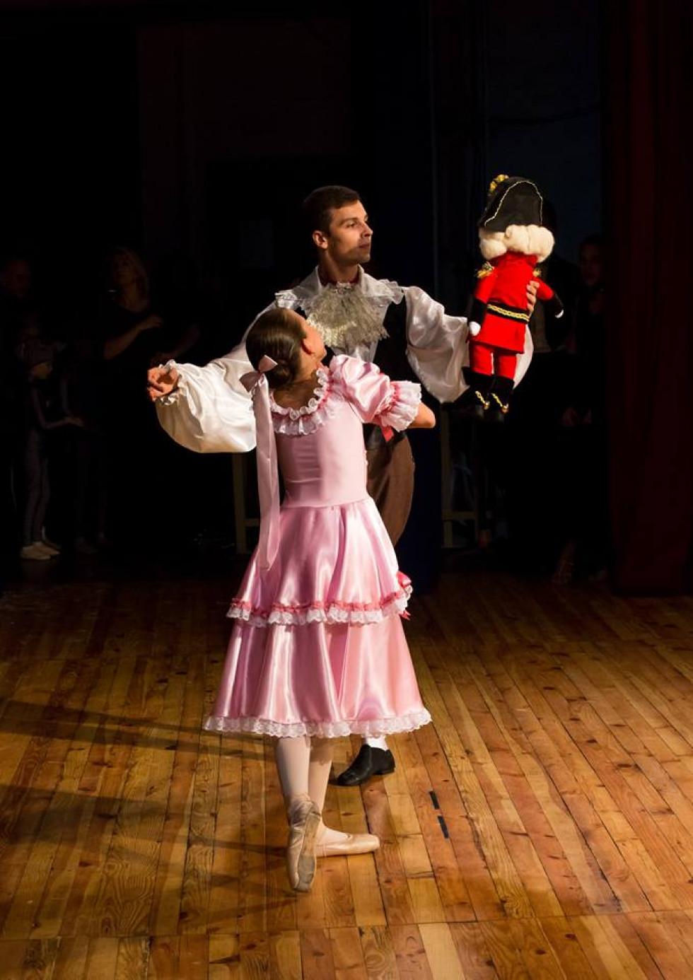 Танець з Лускунчиком