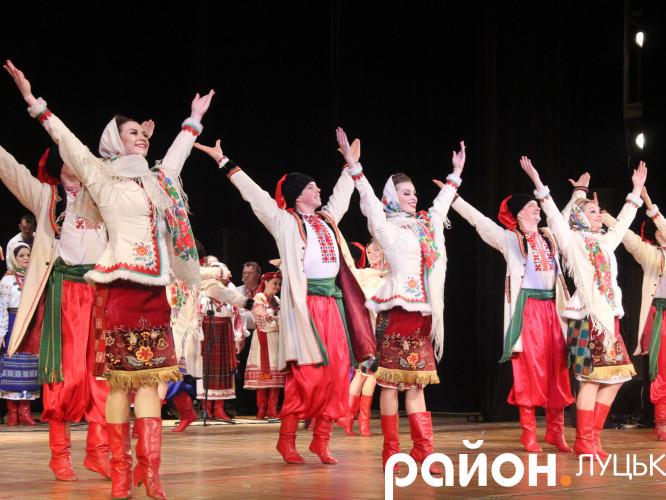 Український народний танець