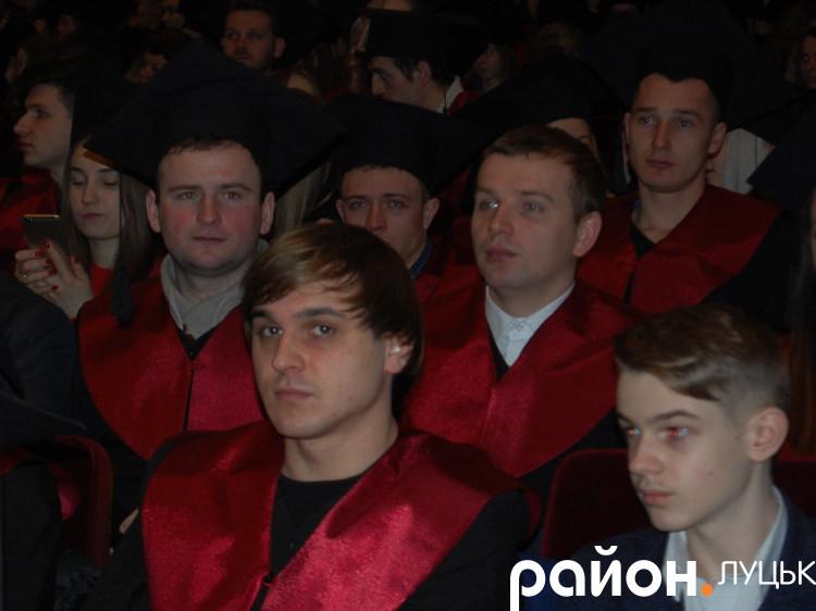 Магістри СНУ імені Лесі Українки