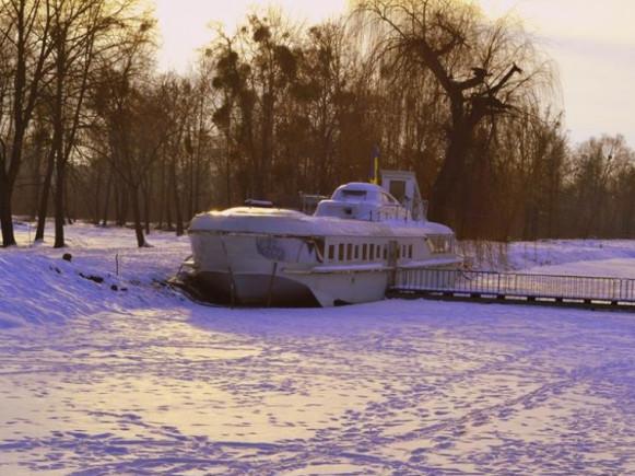 Центральний парк імені Лесі Українки